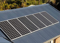Commercial Second Hand Solar Panels , 6 Inch Monocrystalline 12 Volt Solar Panel
