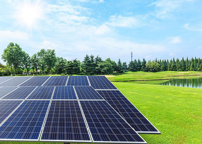 Energy Saving Polycrystalline Solar Panel 1956*992*45 Mm Long Life Span
